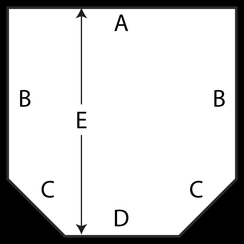 Hearth Originals Standard 2 LOP Dimensions