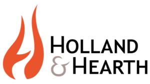 Holland & Hearth logo